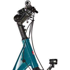 Ortler Bozen E-trekkingcykel Wave blå